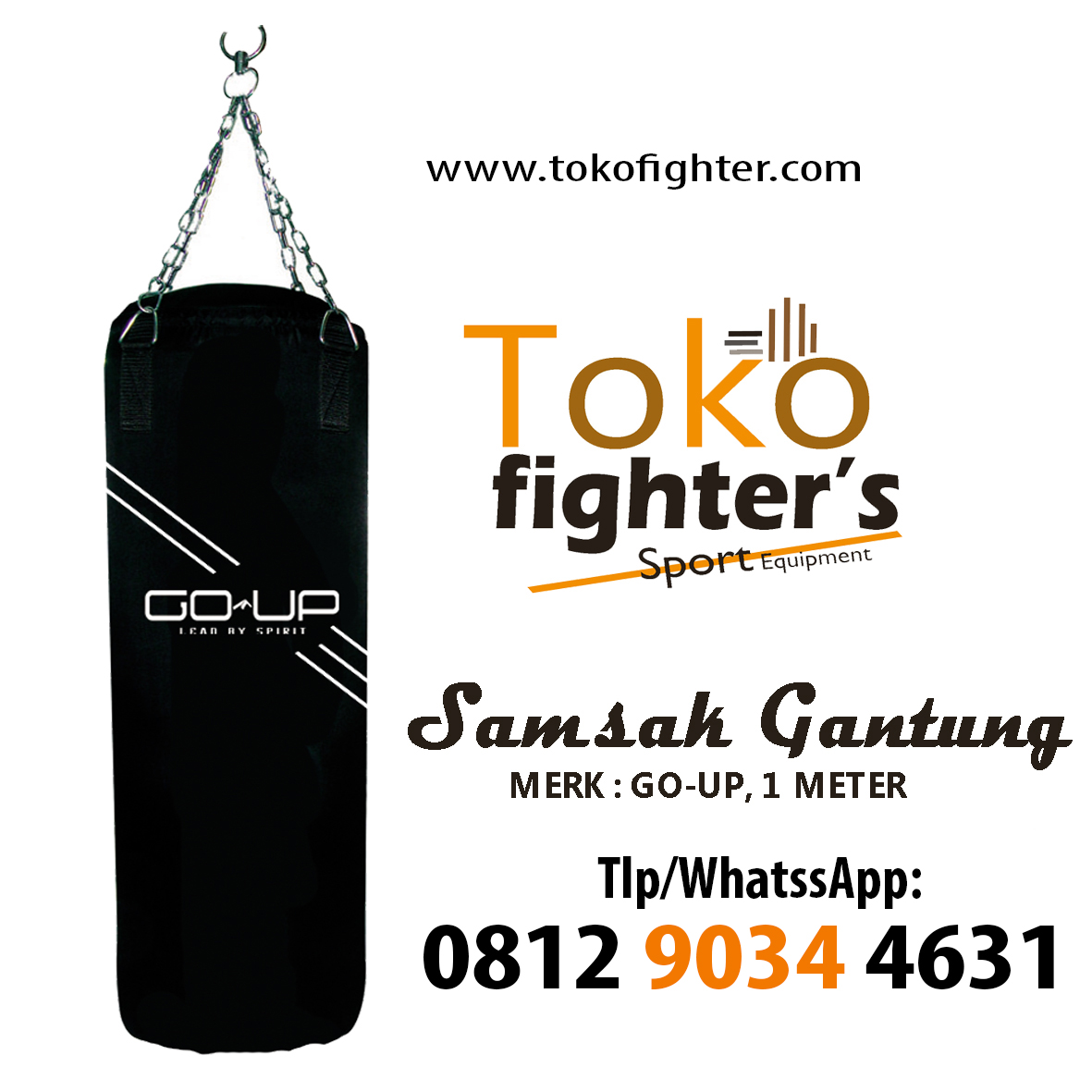 Jual Samsak Gantung,